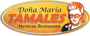 Dona Maria's Tamales logo